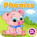 Phonics Fun on Farm icon